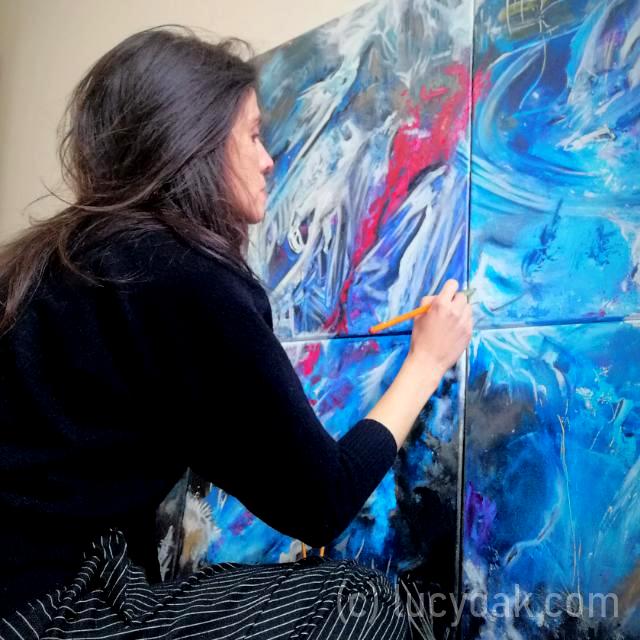 Biografia Lucy Oak Artista